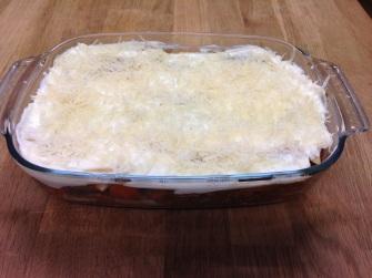 Skinny Veggie Lasagne | thehecticcook.com