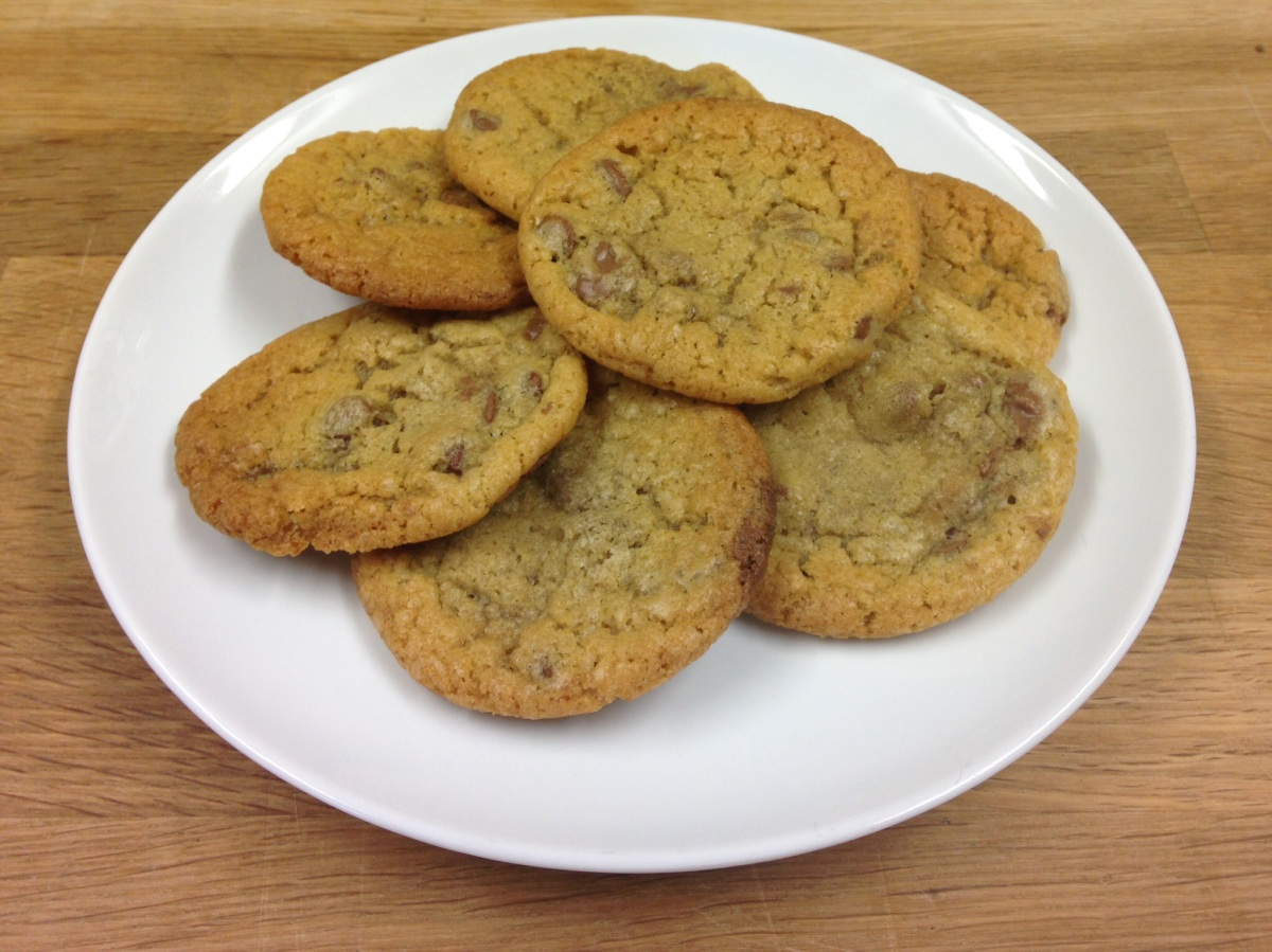 The 'Best' Chocolate Chip Cookies