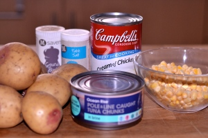 Cheats Tuna Pie | thehecticcook.com