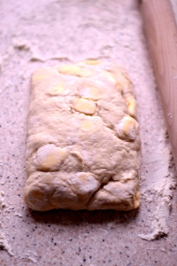 Homemade Rough Puff Pastry - This is definitely not something anyone should be scared of, it is really simple to make, just takes a little while but the results are oh so worth it! | thehecticcook.com